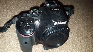 Camera Nikon D5300....Only Body, No Lenses for Sale in Orlando, FL