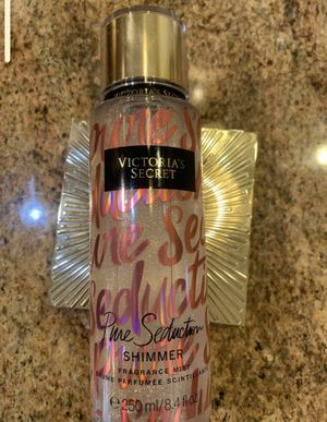 Victoria's Secret Temptation Fragrance Mist (Temptation Shimmer) ne for Sale in Fairfax, VA