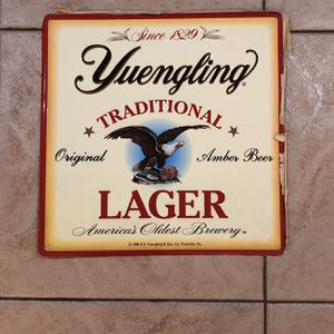 1996, Yuengling Beer Sign for Sale in West Palm Beach, FL