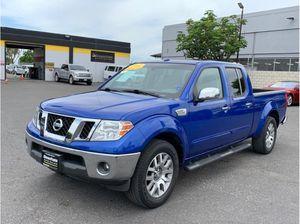 2012 Nissan Frontier for Sale in Garden Grove, CA