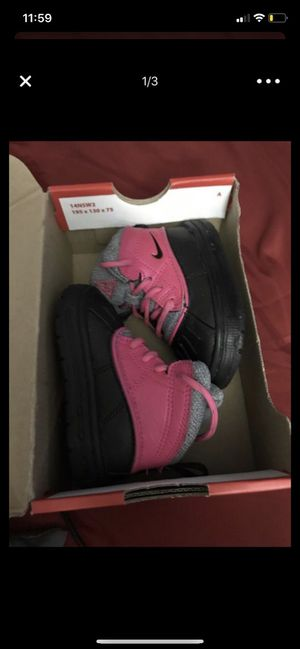 Nike girls baby boots for Sale in Lynn, MA