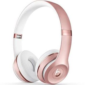 Apple Solo 3 Beats Wireless Headphones- Rose Gold for Sale in Falls Church, VA