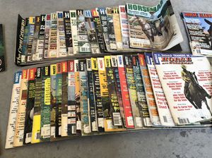 Vintage Horse magazines for Sale in Earlysville, VA
