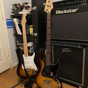 WTT Fender Jazz Bass for Sale in Conroe, TX