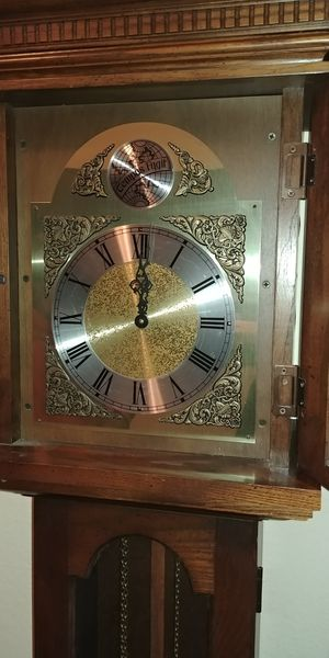 ANTIQUE Cornwell grandfather standing clock for Sale in Round Rock, TX