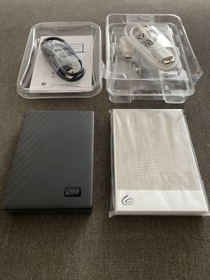 2tb external hard drive with movies in HD for Sale in Hawthorne, CA