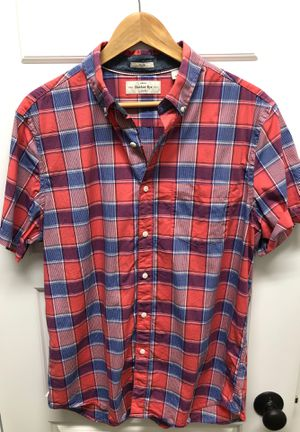 Hawker Rye (men's large) Button Up Short Sleeve for Sale in Rock Hill, SC