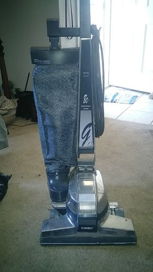 Kirby vacuum 80th anny g4 edition for Sale in Lancaster, CA