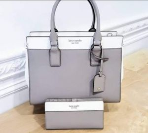 Kate Spade matching purse and wallet for Sale in Gig Harbor, WA
