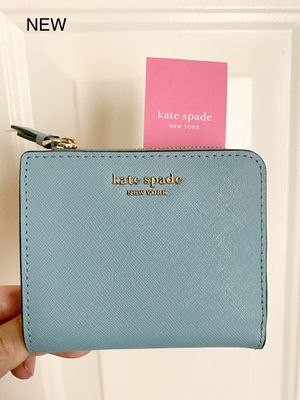 Authentic KATE SPADE Small Leather Wallet, Brand New with Tags, MSRP $99 for Sale in Surprise, AZ