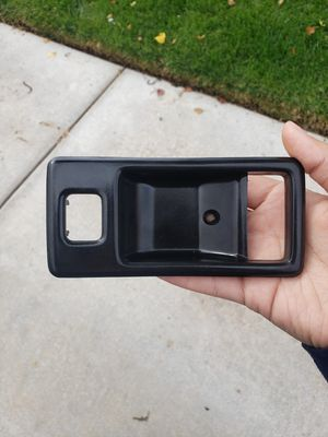 RX7 FC3S INTERIOR DOOR HANDLE COVER / INSERT for Sale in Moreno Valley, CA
