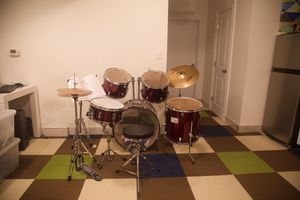 Used Ludwig Drum Set for Sale in New York, NY