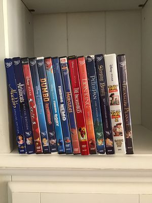 Disney DVDs for Sale in Fort Lauderdale, FL