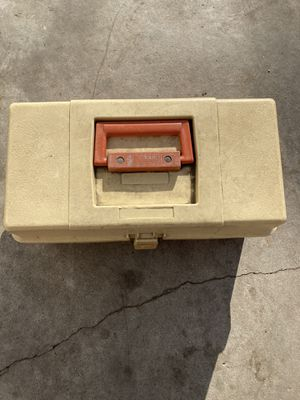 Fishing box for Sale in Los Angeles, CA