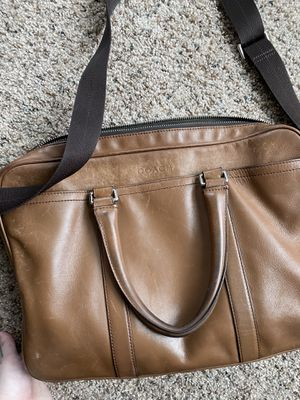 Vintage Coach Messenger Bag *Authentic* for Sale in Woodinville, WA