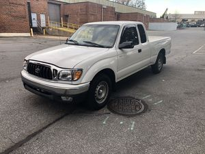 2004 TOYOTA TACOMA XTRA CAB 4 Cyl standar for Sale in Rockville, MD