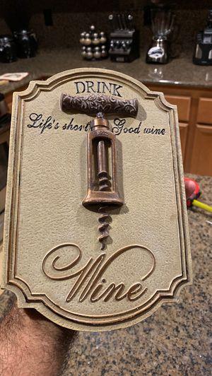 Wine home Decor for Sale in Moreno Valley, CA