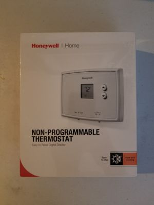 Honeywell thermostat for Sale in Redlands, CA