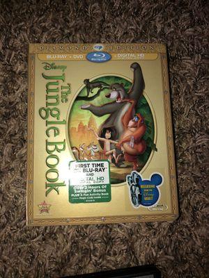 The Jungle Book Movie for Sale in Williamson, GA