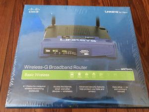Linksys Wireless Router for Sale in Metairie, LA