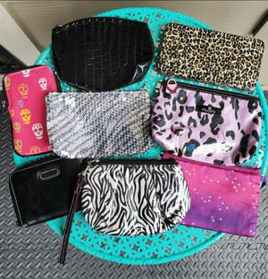 Cosmetic Bags and Wallets for Sale in San Antonio, TX