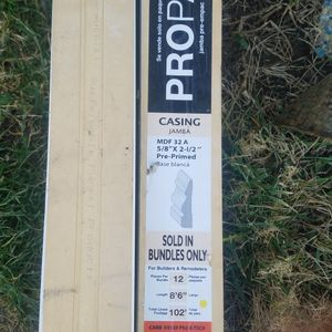 Casing Jamba MDF 32 A 5/8 × 2-1/2 for Sale in Fresno, CA