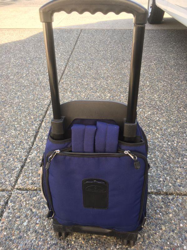 Samsonite Backpack with wheels