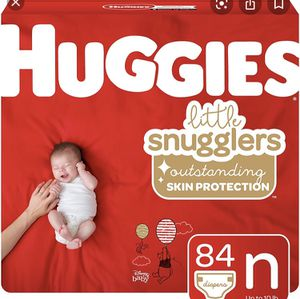 Huggies newborn diapers for Sale in Moreno Valley, CA