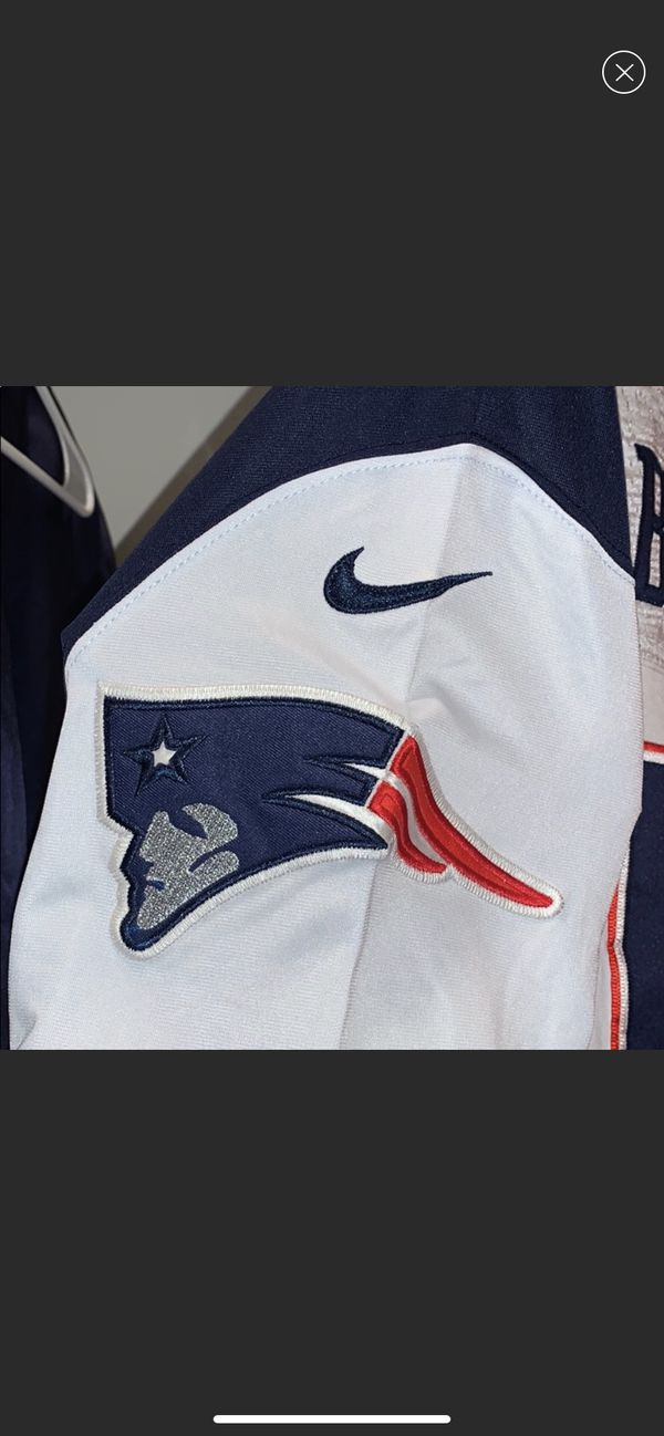 Patriots Brady Jersey