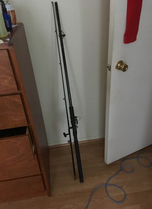 Fishing pole with rod/reel(4m) for Sale in The Bronx, NY