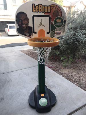 LeBron Basketball Hoop for Sale in Gilbert, AZ