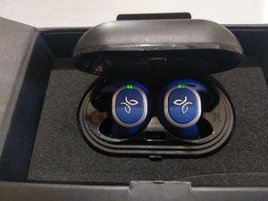 Jaybird RUN Steel Blue True Wireless Headphones Sport Active Waterproof for Sale in Houston, TX