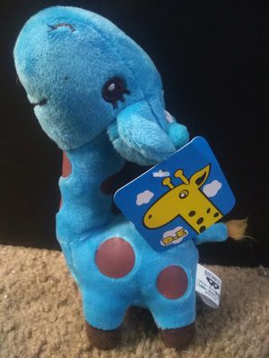 Giraffe Plushie Collectable from China for Sale in Vancouver, WA