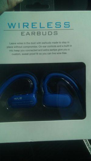 Live wireless bluetooth earbuds for Sale in Wichita, KS