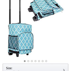 Rolling collapsible cooler bag for Sale in Falls Church, VA