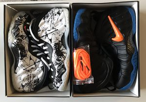 Brand New Nike Foamposite - 2 Pair for Sale in Westminster, CO
