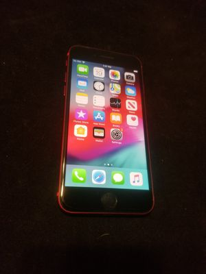 IPHONE 8 RED (UNLOCK ONLY US NETWOTKS) for Sale in Miami, FL