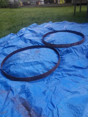Wine barrel rings for Sale in Woodinville, WA