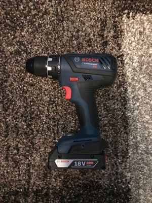 Bosch DDS181A 18V drill for Sale in Frisco, TX