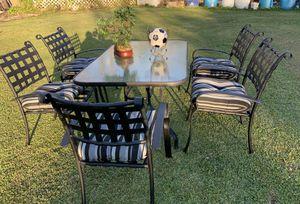 Outdoor patio set for Sale in Stone Mountain, GA