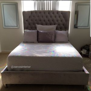 BED FRAMES FOR SALE 20%OFF TAX SEASON SALE for Sale in Lawndale, CA