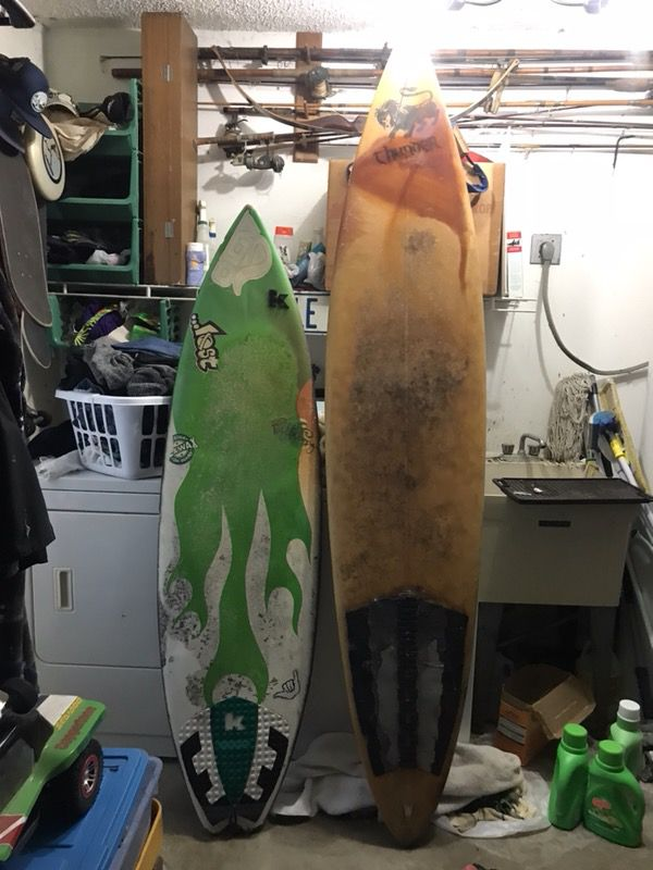 2 Old Surfboards For Sale In West Palm Beach Fl Offerup