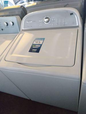 Whirlpool White Washer for Sale in Santa Fe Springs, CA