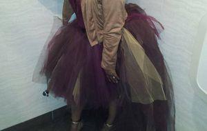 Made by order,tulle skirt,med/lg for Sale in Hampton, VA