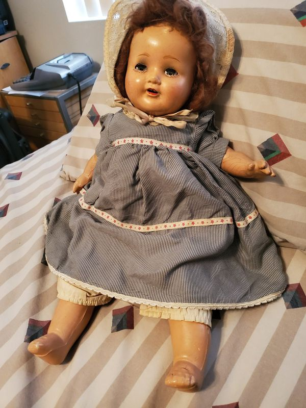American Character doll from the 30's