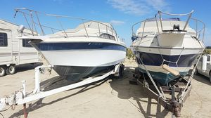 Two large boats $5,000 each as is for Sale in Fresno, CA