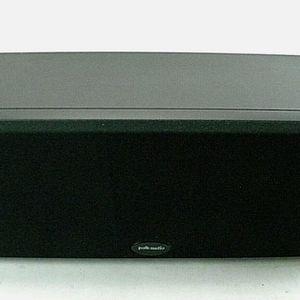 Polk Audio Speaker Center Channel Loudspeaker CS175 Black for Sale in Virginia Beach, VA