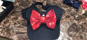 Minnie Mouse inspired visor for Sale in Las Vegas, NV