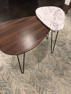 Nesting Coffee Table for Sale in Marshfield,  MA