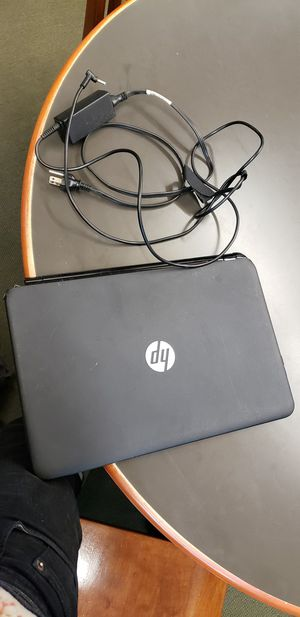 HP Laptop WITH touchscreen for Sale in Los Angeles, CA
